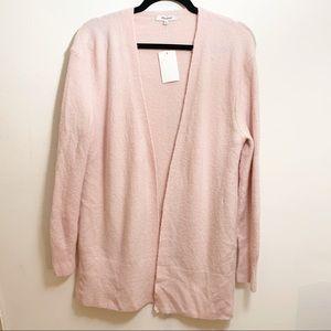 Madewell Light Pink Cardigan